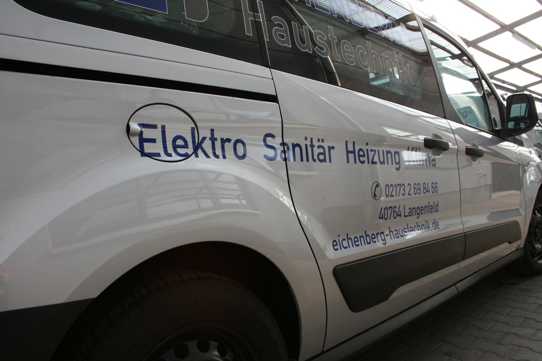 Ansicht der Eichenberg Haustechnik GmbH